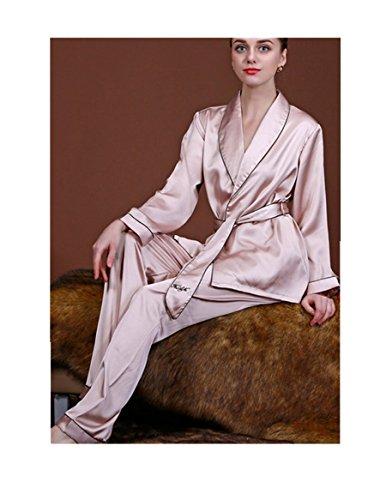 C.X Trendy -  Pigiama due pezzi  - Donna Camel