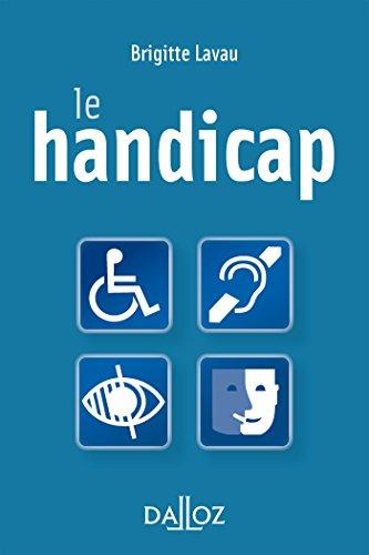 Le handicap - 1ère édition