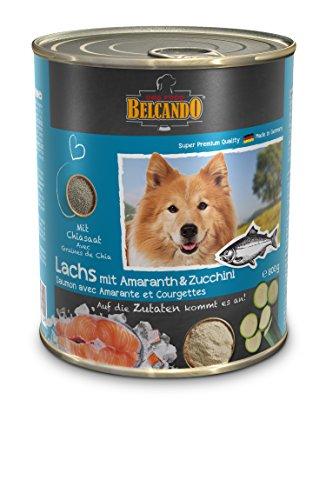 Belcando Lachs mit Amaranth & Zucchini 6 x 800g