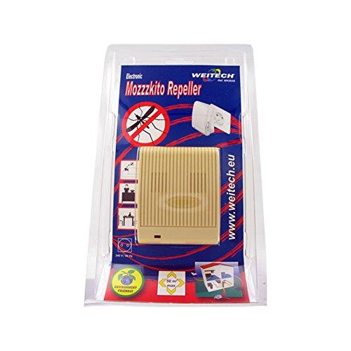 Toma Provence Outillage-Aparato antimosquitos por ultrasonidos WK0028 230 V
