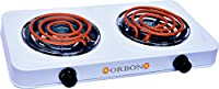 Orbon Double 1250W+1250WG Coil Induction Cooktop / Induction Cookers / Handy G Coil Cooktop