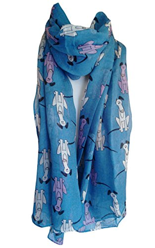 greyhound-print-scarf-dog-anime-dogs-animal-womens-ladies-long-big-glamlondon-wrap-blue