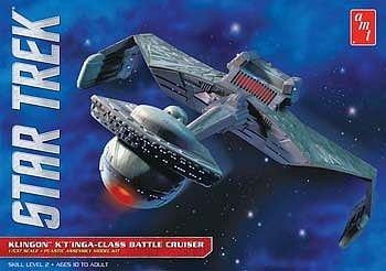 AMT AMT794 - 1/537 Klingon Ktinga-Class Battle Cruiser von AMT