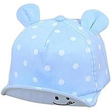 QinMM Sombrero de Punto Lindo de Las Niñas y Niños bebé b6ee97f044d