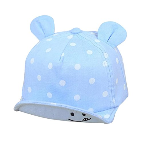 QinMM Sombrero de Punto Lindo de Las Niñas y Niños bebé, Gorra...
