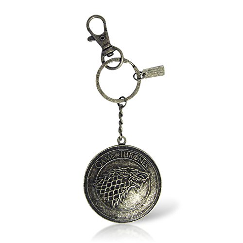 game-of-thrones-hbo-crest-stark-keychain-rare-key-chain-keyring-props-new