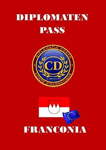 Diplomatenpass FRANCONIA -