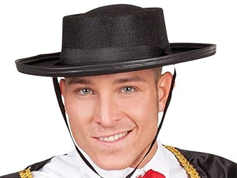 The Complete Costume Histoire - Chapeau de matador pour adulte en feutre