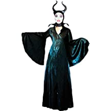 Disfraz Maléfica mujer adulto para Carnaval (S)