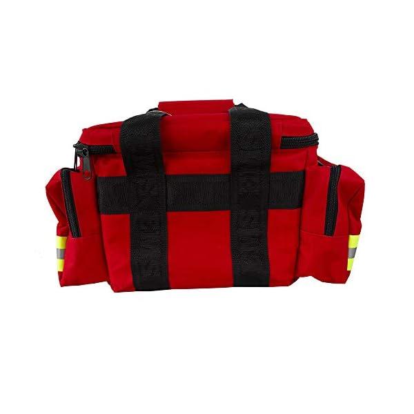 Bolsa Ligera para emergencias | roja | Elite bags 8