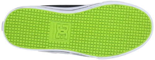 DC Shoes CRT GRFK VULC YOUTH SHOE D0303296A/B Jungen Sneaker Grau (GREY/LIME GREEN)