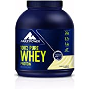 Multipower 100% Whey Protein, French Vanilla (1 x 2 kg)