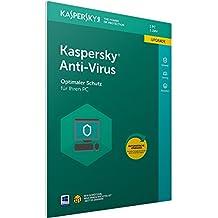Kaspersky Anti-Virus 2018 Upgrade   1 Gerät   1 Jahr   Windows   Download