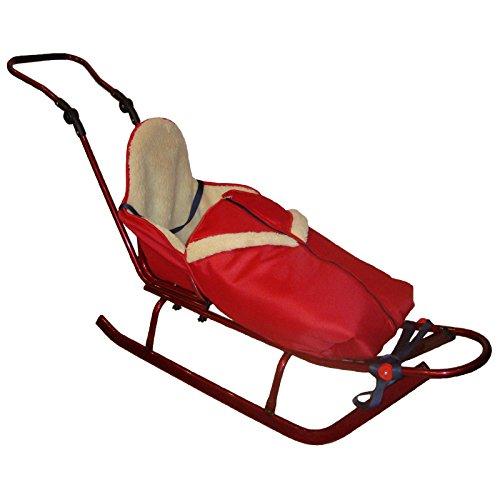 Baby SCHLITTENFUßSACK Kinderwagensack Winterfußsack Fußsack Winter Schlafsack