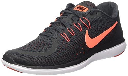 Da Multicolore antracite Corsa Uomo Rn Flex Pista Nike 2017 Rossa Arancio Scarpe Iper Nero qxYwAXx08