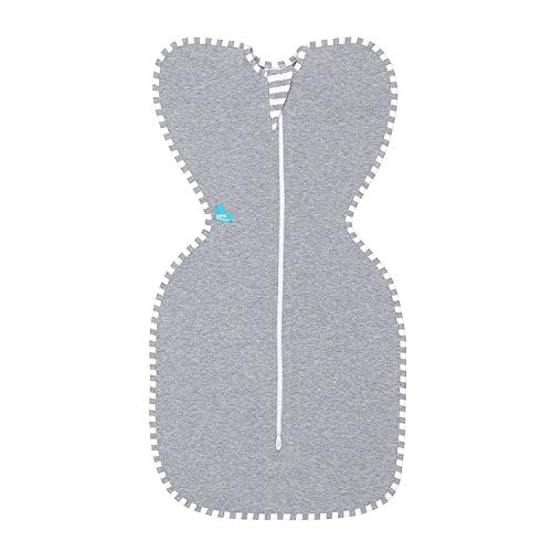 Love To Dream Gigoteuse d'emmaillotage Swaddle UP - Gris 8,5-11 kg