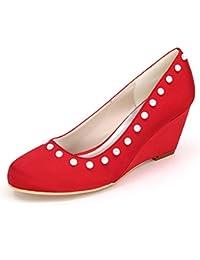 4 Amazon De es Cm Nuevo Zapatos Mujer Para 7 Tacón FpcHZvpSw