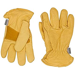 Town & Country Medium Superior Leather Lined Gardening Gloves for Ladies
