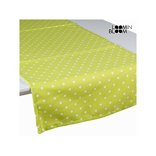 tenda-a-pannello-a-pois-verde-little-gala-collezione-by-loomin-bloom-1000025130