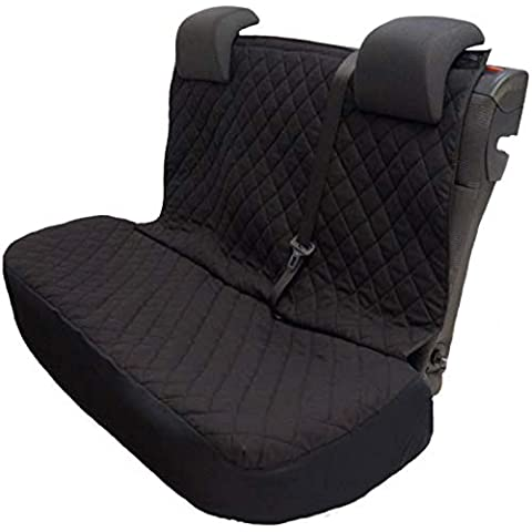 J.R. Tailor Fit-Tappetino bagagliaio, Exclusive qualità, colore: nero con bordo viola
