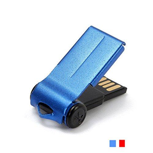 PhilMat Bestrunner 8GB Mini Metallkasten Zylinder Flash Laufwerk USB 2.0 U Disk -