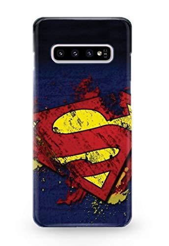 Handy Hülle für Samsung Galaxy S10 Superman Clark Kent Superhero Justice League 13 Designs (Kent Superman Clark)