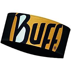 Original Buff Fastwick Ultimate Logo Cinta de Pelo, Unisex Adulto, Negro, Talla Única