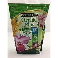 PLAT FIRM Semillas DE GERMINACION: Sun Bulb 8303 Better Gro Orchid Plus (20-14-13) 16-Ounce Flowering Plants