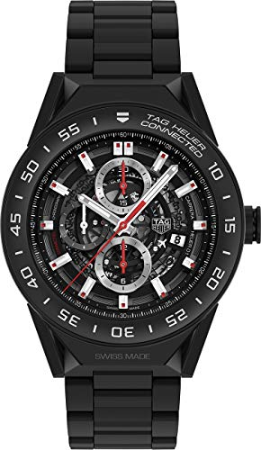 Tag Heuer Connected modulare 45uomo Smartwatch sbf8a8013.80bh0933