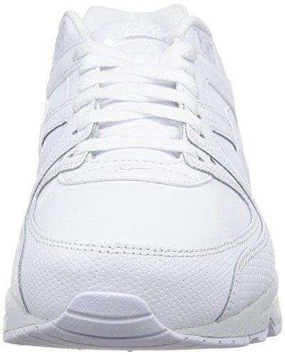 Nike Air Max Command Leather, Chaussures pour le sport et les loisirs en extérieur homme Weiß