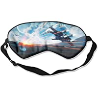Sleep Eye Mask Aircraft War Lightweight Soft Blindfold Adjustable Head Strap Eyeshade Travel Eyepatch E16 preisvergleich bei billige-tabletten.eu