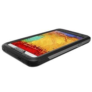 Seidio CSWSSGT3-BG OBEX wasserdichte Hülle für Samsung Galaxy Note 3 schwarz/grau