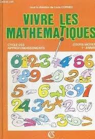 Vivre les mathématiques, CM1. Livre de l'élève