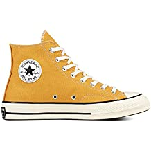 converse gialle basse donna