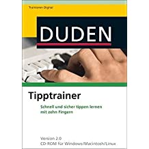 Duden - Tipptrainer 2.0 (PC+MAC+Linux)