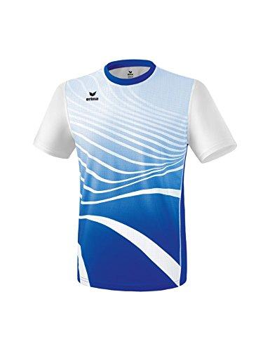 Erima Kinder T-Shirt, New royal/Weiß, 116