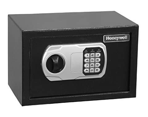 Honeywell 5101 Small Steel Security Safe 7.7