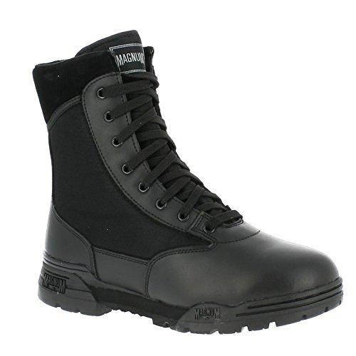Magnum Magnum Classic, Unisex-Erwachsene Combat Boots Schwarz (Black)