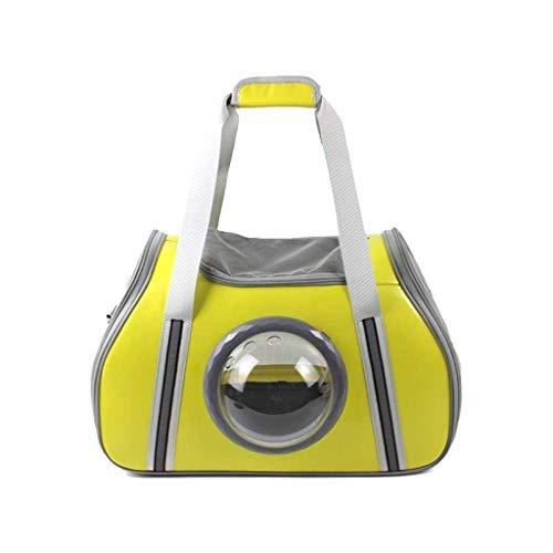 XiaoZou Haustier Katze und Katze Weiche tragbare Comfort Travel Pet Bag Autositz tragbare atmungsaktive Medium Hund Katze Reisetasche tragbare Handtasche Outdoor Travel