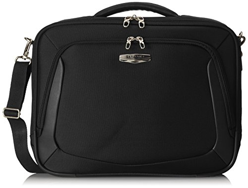 Samsonite X'BLADE 3.0 Laptop Shoulder Bag Aktentasche, 24.5 Liter, Schwarz