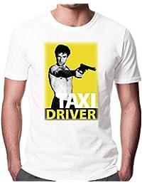 Next Weeks Washing Taxi Driver Movie DVD Poster Men's Fashion Quality Heavyweight T-Shirt.