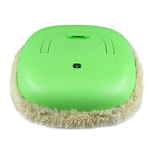 *Unbekannt Intelligentes Sweep-Wischen, Um Den Roboter Zu Reinigen USB-Aufladen Multifunktionaler Praktischer Sweep-Wischroboter,Green*