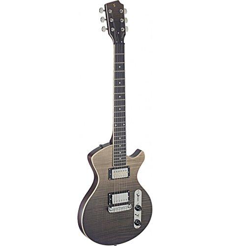 Stagg svyspcldlx FBK–Guitarra eléctrica