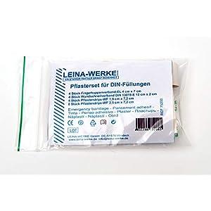 Leina-Werke REF 75200 Pflasterset, 20-teilig EL/WF