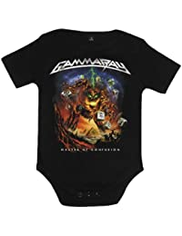 Gamma Ray Master of Confusion 701142 Unisex - Baby Baby Bodysuit