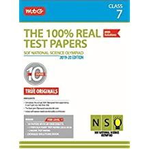 The 100% Real Test Papers (NSO) Class 7