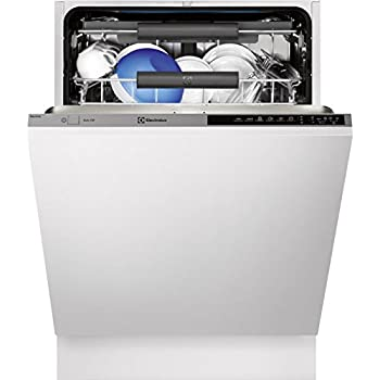 Electrolux ESL 8220 RO Fully built-in 15place settings A++ dishwasher - Dishwashers (Fully built-in, Black, Grey, 15 place settings, 47 dB, A, 225 min)