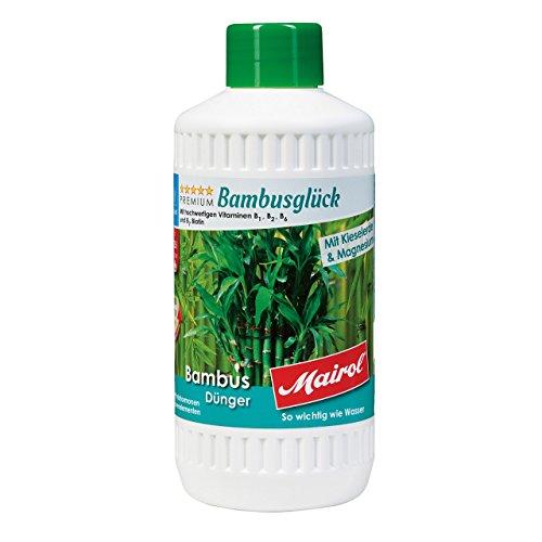 Mairol Premium Bambus Dünger Bambusglück Liquid 1.000 ml