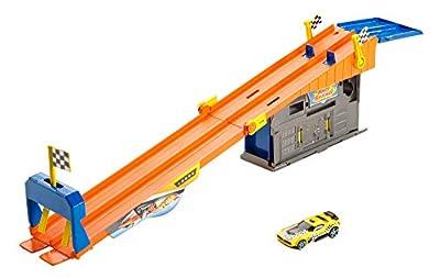 Hot Wheels DRB29 Garage, Mehrfarbig von Mattel