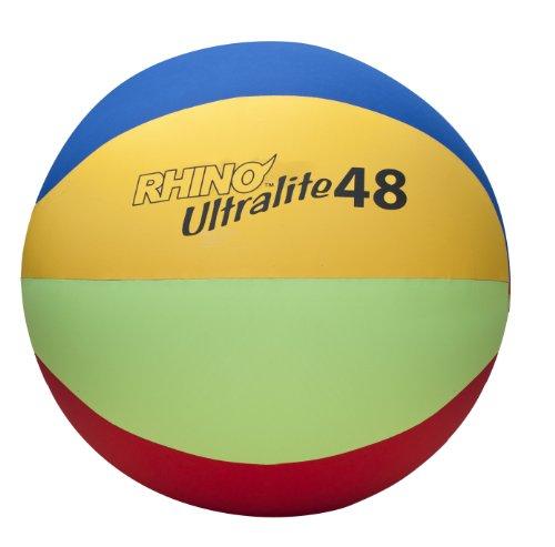 Champion Sports Rhino Lite Cage Ball Set, Multi, 24-Inch Diameter -